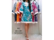 SR6-145 Kimono Batik